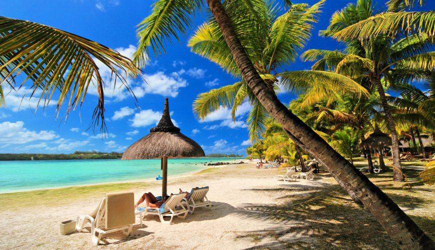 Vacances à l'Ile Maurice - plage