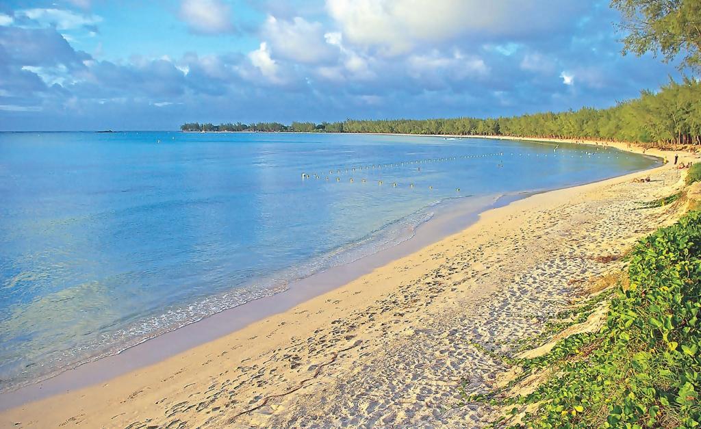 Plage de Mont Choisy - sejour Ile Maurice