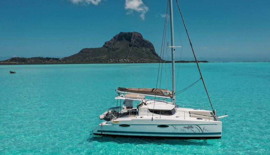 Catamaran - sejour Ile Maurice