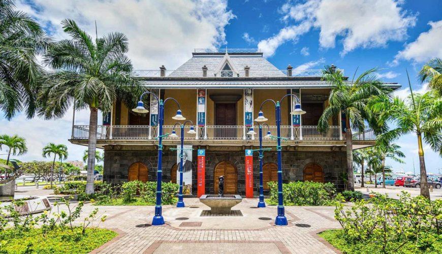 Blue Penny Museum - musée Ile Maurice