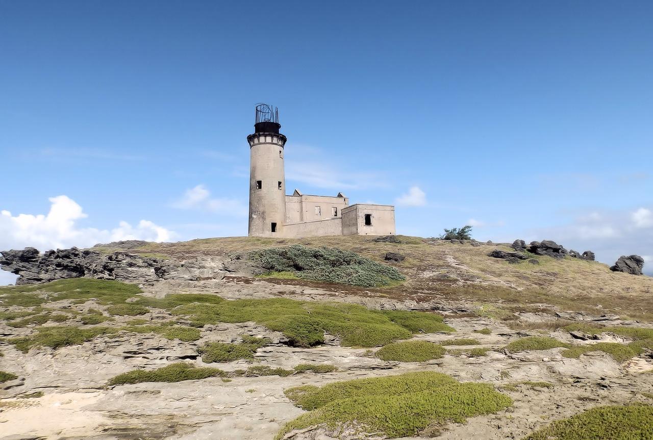 monuments ile maurice - ile du phare
